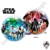 22 Inch Star Wars Bubble Qualatex 1ct