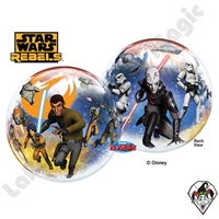 22 Inch Star Wars Bubble Rebels Qualatex 1ct