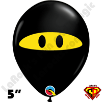 New Stuff | 10-01-13 | 5 inch Round Smiley Ninja