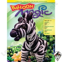 Qualatex Balloon Magic Magazine #79