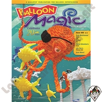 Qualatex Balloon Magic Magazine #80