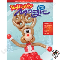 Qualatex Balloon Magic Magazine #81