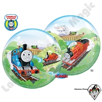 22 Inch Thomas & Friends Bubble Qualatex 1ct