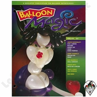 Balloon Magic Magazine #58