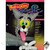 Balloon Magic Magazine #60