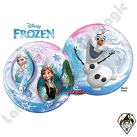 Qualatex 22 Inch Frozen Bubble 1ct