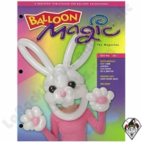 Balloon Magic Magazine #64
