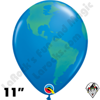 New Stuff | 09-15-11 | 09-01-11 | Imprinted Balloons | 11 Inch Round Globe Balloons
