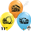 New Stuff | 05-01-12 | 11 Inch Round Construction Trucks Assortment