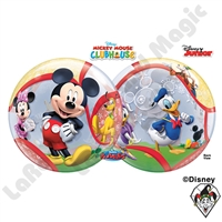 22 Inch Mickey & His Friends Bubble Qualatex 1ct