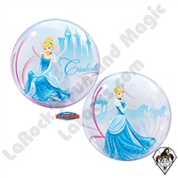22 Inch Cinderella Royal Debut Bubble Qualatex 1ct
