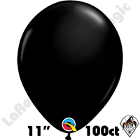 Qualatex | Round Balloons |11 inch Round Single Jewel & Fashion Tone Colors 100 count bags
