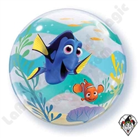 Qualatex 22 Inch Disney-Pixar Finding Dory Bubble 1ct