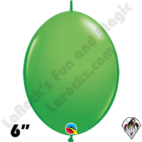 Qualatex 6 inch Quick Link Fashion Spring Green Balloons 50ct