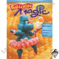 Qualatex Balloon Magic Magazine #82