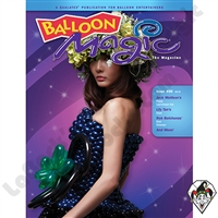 Balloon Magic Magazine Qualatex #86