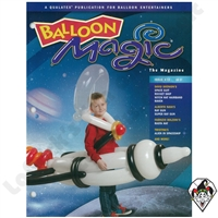 Balloon Magic Magazine #72