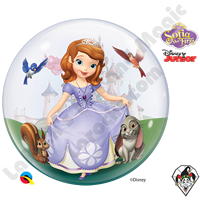 22 Inch Disney Sofia The First Bubble Qualatex 1ct