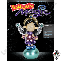 Balloon Magic Magazine Qualatex #89