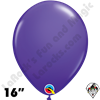 Qualatex 16 Inch Round Fashion Wild Berry Balloons 50ct