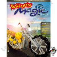 Balloon Magic Magazine Qualatex #91