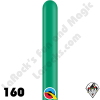 Qualatex | 160Q | Balloons Plain Standard Single Colors
