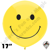 BSA 17 Inch Round Sun Yellow Smiley Outdoor Display 72ct