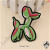 Balloon Dog Patch Blue 1ct