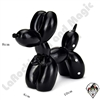 Balloon Dog Sculpture Black