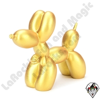 Balloon Dog Sculpture Gold