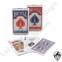 Bicycle Bridge Size Cards