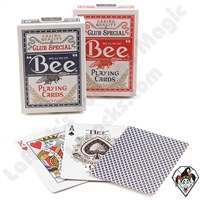 Bee Poker Size Playing Cards