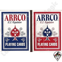 Arrco Poker Size Cards