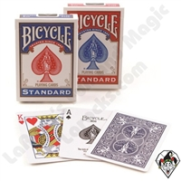 Bicycle Poker Size Cards