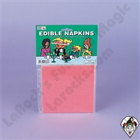 Jokes & Novelties | Jokes | Edible Napkins