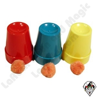 Magic | Ball Magic | Cups & Balls | Cups & Balls Boxed Royal Magic