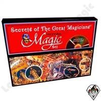 New Stuff | 12-15-11 | Magic Kits | Secrets of Great Magicians Set