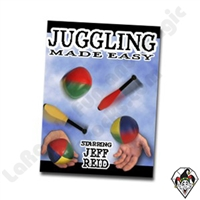 Juggling | Juggling Made Easy DVD