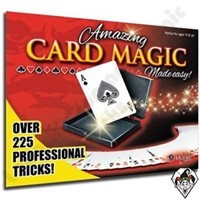 New Stuff | 12-15-11 | Magic Kits | Card Magic Set