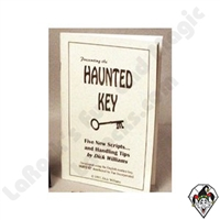 Haunted Key Booklet