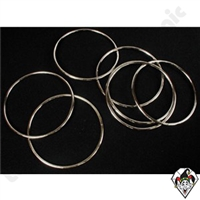Magic | Stage Magic | Linking Rings | 12 inch