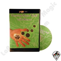 Amazing Magic with Money DVD