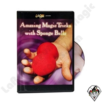 DVD 25 Tricks with Sponge Balls