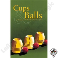 Magic | Ball Magic | Cups & Balls | Cups & Balls Book