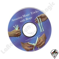 Magic | Rope Magic | DVD Amazing Magic with Rope