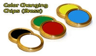 Magic | General Magic | Color Changing Brass Chips