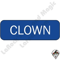 Stickers & Stuff | Pins & Buttons | Clown Pin
