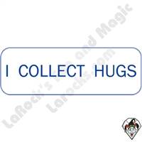 Stickers & Stuff | Pins & Buttons | I Collect Hugs pin
