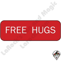 Stickers & Stuff | Pins & Buttons | Free Hugs Pin