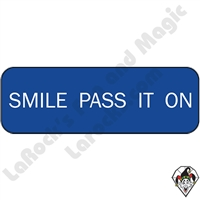 Stickers & Stuff | Pins & Buttons | Smile Pass It On Pin